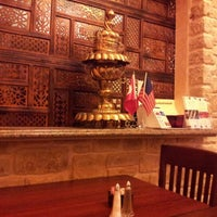 Photo taken at Zeytin Mediterranean Grill by Daniel R. on 1/16/2013