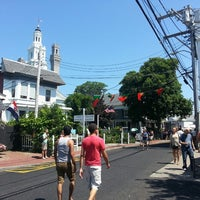 Photo taken at Commercial Street (East End) by Marco Antonio L. on 7/5/2013