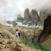 Photo taken at Parque Nacional Torres del Paine by Provocarte P. on 2/23/2013