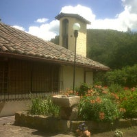 Photo taken at Finca Cacicaza by Max A. on 12/16/2012