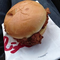 Photo taken at Chick-fil-A by Honorable R. on 1/24/2013
