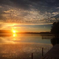 Photo taken at The Birches Resort by Erica G. on 10/4/2015