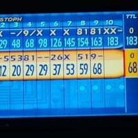 Photo taken at Prime Time Bowling by Ian R. on 5/28/2014