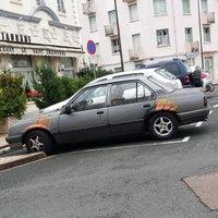 Photo taken at Saint-Christophe by Manu L. on 10/17/2014