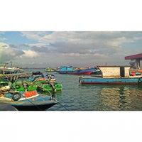 Photo taken at Pelabuhan speedboat kampung baru by rizha a. on 7/18/2015