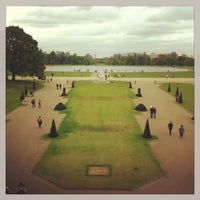 Photo taken at Kensington Palace by Michael D. on 5/11/2013