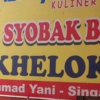 Photo taken at Siobak Khelok Singaraja by gus t. on 1/20/2013
