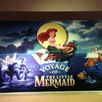 Photo taken at Voyage of The Little Mermaid by 'Gabriel' M. on 12/26/2012