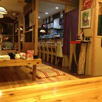Photo taken at 居酒屋 ぢゃんな by しんちぃ on 3/30/2013
