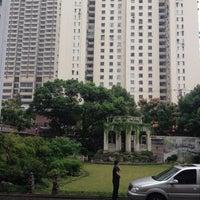 Photo taken at PEI Mansion Hotel by Claus N. on 10/6/2013