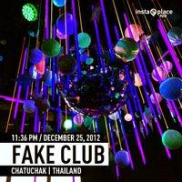 Photo taken at Fake Club by Neo M. on 12/25/2012