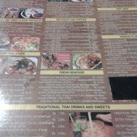 Photo taken at Phuket Thai Resto by Rani T. on 11/12/2012