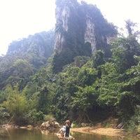 Photo taken at Khao Sok National Park by Роман P. on 4/6/2013