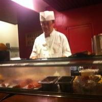 Photo taken at Hama Sushi by Kate K. on 7/7/2013