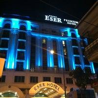 5/20/2013 tarihinde Ergin K.ziyaretçi tarafından Eser Premium Hotel & Spa Istanbul'de çekilen fotoğraf