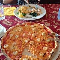 Photo taken at Pizzeria Santalucia by Luka O. on 7/21/2013