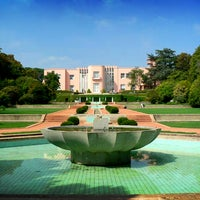 Photo taken at Museu de Serralves by InterContinental Hotels & Resorts on 11/22/2012