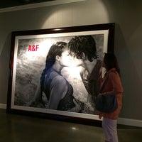 Photo taken at Abercrombie & Fitch by Kazu K. on 4/30/2014