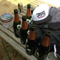 Photo taken at Nara Backpackers by Kazu K. on 8/10/2013