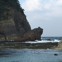 Photo taken at かえる島 by Kazu K. on 1/4/2017