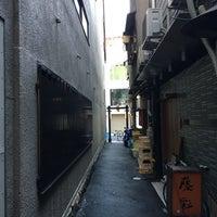 Photo taken at 蜆楽通り by Kazu K. on 3/15/2016
