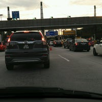 Photo taken at Plaza Tol Perling by Irdina S. on 1/4/2017
