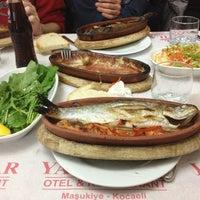 Das Foto wurde bei Yazıcılar Otel & Restaurant von Ferhat Ö. am 2/16/2013 aufgenommen