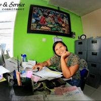 Photo taken at Jagir advertising & printing by weda j. on 5/14/2013