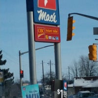 Photo taken at Mac's Convenience Store by Matthew H. on 2/5/2014