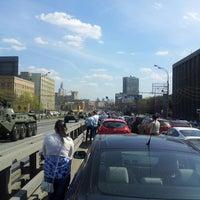 Photo taken at ленинградский проспект д 80 by Rodion R. on 5/9/2013