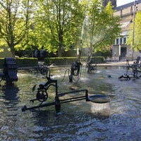 Foto diambil di Tinguely-Brunnen oleh Rodion R. pada 4/19/2018