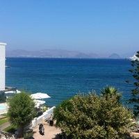 Photo taken at Triton Hotel by Umran E. on 8/18/2013