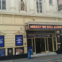 Photo taken at Harold Pinter Theatre by RyKas. on 4/27/2013
