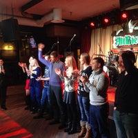 Снимок сделан в AltBier Show Restaurant пользователем Denis I. 1/25/2015