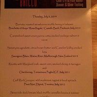 Photo taken at Table at Bricco by Sara B. on 7/3/2014