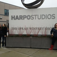 Photo taken at Harpo Studios by Roger M. on 3/11/2013