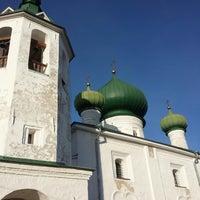 Photo taken at Церковь Рождества Иоанна Предтечи by Станислав on 10/12/2013