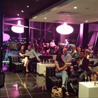 Photo taken at Laurent Perrier Champagne Bar by Chris . on 8/30/2013