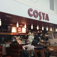 Photo taken at Costa Coffee by Chris . on 3/12/2014