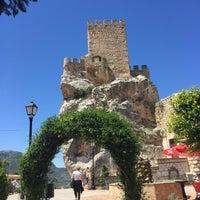 Foto tomada en Castillo de Zuheros por Piriski C. el 5/1/2016