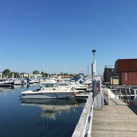 Photo taken at Marina 59 by Silvia D. on 7/23/2016