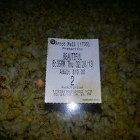 Photo taken at Regal Cinemas Arnot Mall 10 by Bobby D. on 2/28/2013