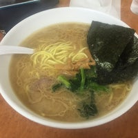 Photo taken at 横浜ラーメン味濱家 by ともや on 11/6/2015