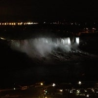 Photo taken at Sheraton on the Falls Hotel by Mike D. on 11/28/2012