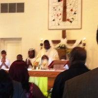 Photo taken at St. Phillip Neri Catholic Church by Krissy P. on 5/5/2013