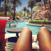 Photo taken at Grand Pool Complex Lazy River by Amanda Mc on 5/31/2013