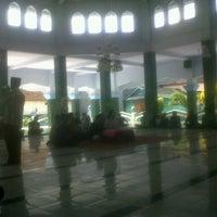 Photo taken at Masjid Al Hidayah Arong2 Timur by SUPRIYANTHO K. on 11/29/2012