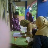 Photo taken at SDN 5 Dasan Agung Mataram by SUPRIYANTHO K. on 6/8/2013