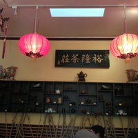 Photo taken at Imperial Tea Court by Lawrence L. on 12/9/2012