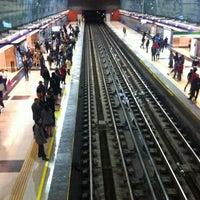 Foto tomada en Metro Vicente Valdés por Nelzon A. el 10/6/2012